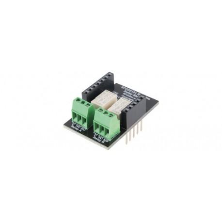 RFD22131 : RFduino - Relay Shield (option pour module RFduino)