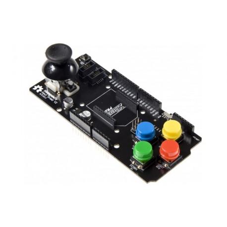 DFR0008 Module Shield bouton - joystick - XBee™ pour Arduino