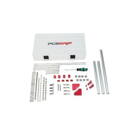 """PCBGRIP """"Kit 50 30002"""" support de soudage pour cartes électroniques"""