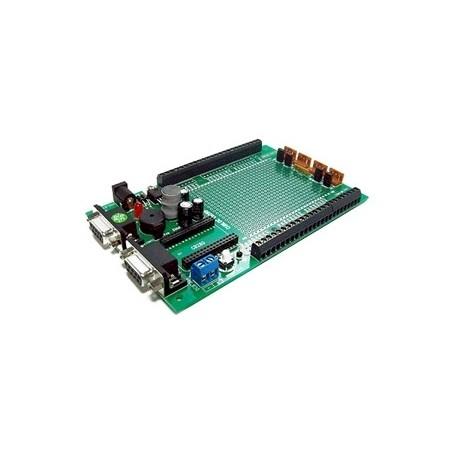 Platine de prototypage Comfile Technology CB280-PROTO - Comfile