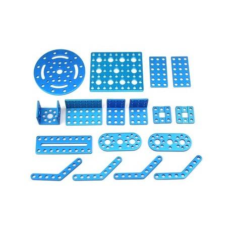 "MAK95045 Ensemble ""Bracket Robot Pack-Blue"" pour robotet STEM"