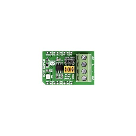 Interface RS485 Click Board (version...