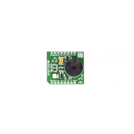 MIKROE-945 : Buzz Click Board Mikroelektronika - Module buzzer