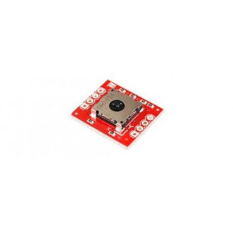 BOB-10835 Platine joystick EasyPoint™ N35P112 à effet hall Sparkfun