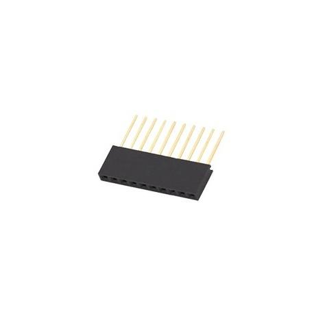 PRT18579 -  Connecteur femelle-mâle 10 points pour arduino