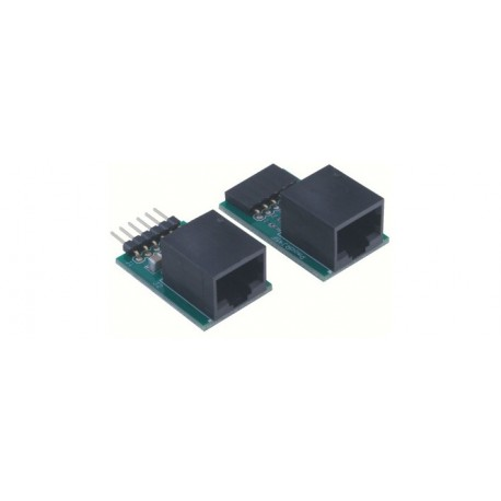 """Modules """"PMOD"""" connecteurs RJ45"""