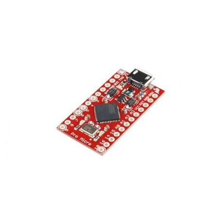 DEV-12640 : Pro Micro - 5 V  - 16 MHz compatible Arduino®