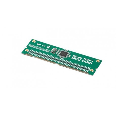 "Module ""dsPIC MCU"" dsPIC30F6014A TQFP 80 - Mikroelektronika"
