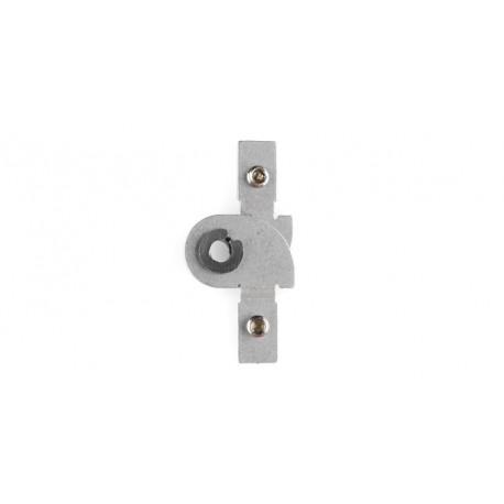 PRT-11292 MicroRax - Elbow Hinge (180°) pour structures mécaniques