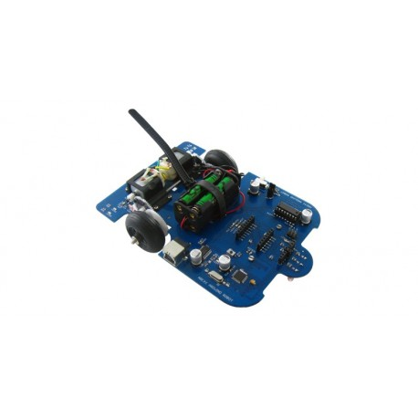 "Robot roulant programmable compatible arduino ""AAR-04"""