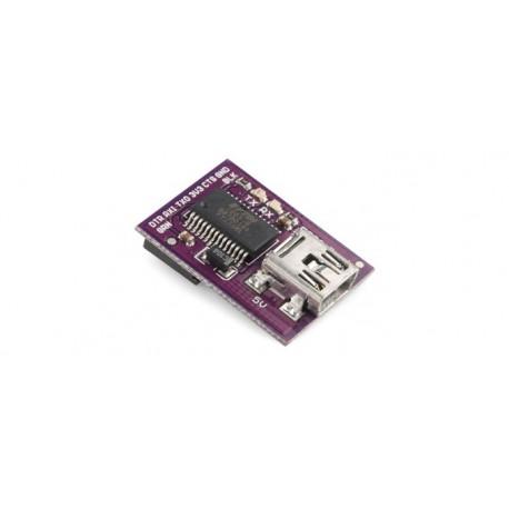 DEV-10275 - Platine Sparkfun LilyPad FTDI - 5V