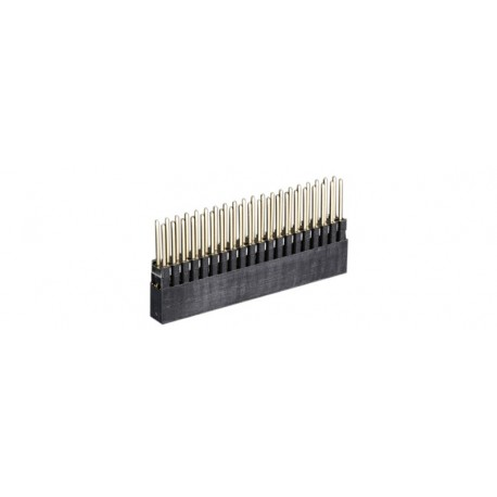 Connecteur femelle 2x20 (stackable) pour Raspberry pi