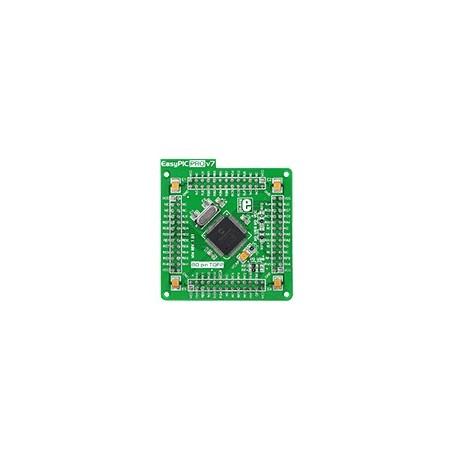 Carte de développement MCUcard avec PIC18F87K22 - Mikroelektronika