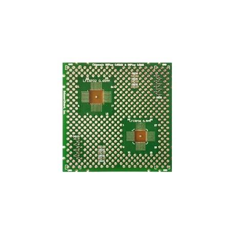 "Platine SchmartBoard|ez™ circuits ""QFN"""