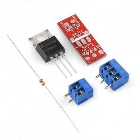 Kit de contrôle de puissance MOSFET