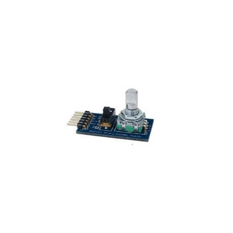PMODENC : Encodeur rotatif pour aduino avec bouton et Interrupteur