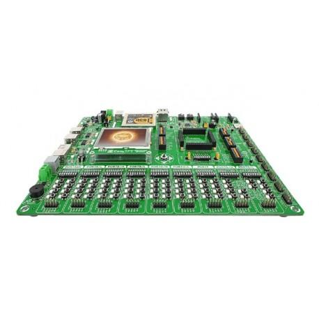 Starter-kit Mikroelektronika EasyPIC7 Fusion™ v7 dsPIC®, PIC24, PIC32