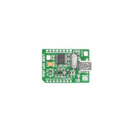 """Module """"USB SPI Click Board"""""""