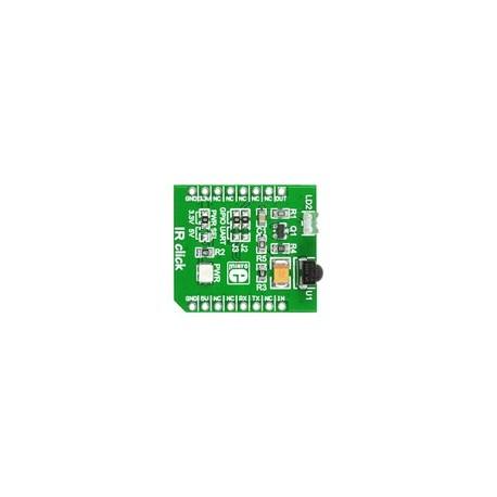MIKROE-1377 IR Click Board - Communication infrarouge