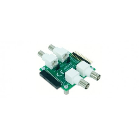 Platine d'adaptation BNC Adapter Board Digilent pour analog Discovery