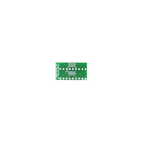 Platine TSSOP-SSOP18 «» DIP18-300mil
