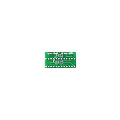 Platine TSSOP-SSOP24 «» DIP24-300mil