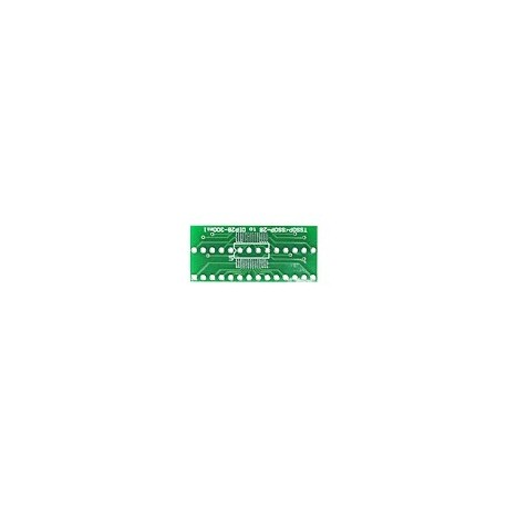 Platine TSSOP-SSOP28 «» DIP28-300mil