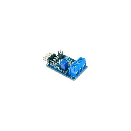 PMODPMON1 : Module superviseur Tension et Courant pour arduino