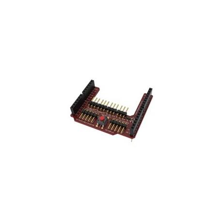 """Module """"Adaptateur Shield 4D"""" pour arduino"""