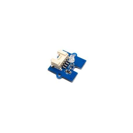104020002 Module Grove Led violette (3 mm) pour arduino et Raspberry