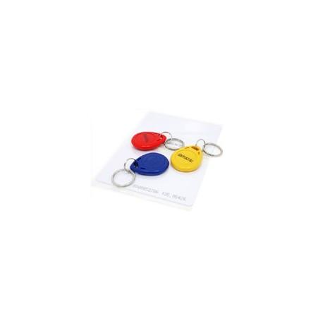 110990035 Pack de 5 tags RFID 125KHz pour lecteur RFID Grove