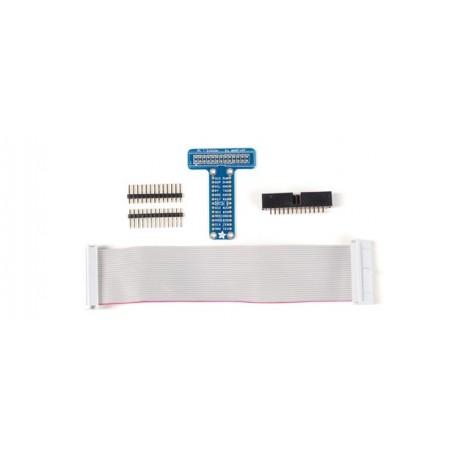"""Kit """"Pi T-Cobbler Breakout"""" pour Raspberry Pi et compatible"""