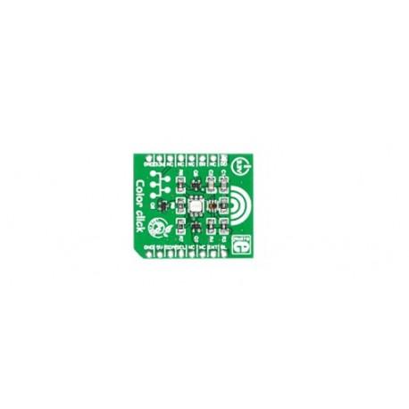 MIKROE-1438 - Color Click Board - Capteur de couleur Mikroelektronika