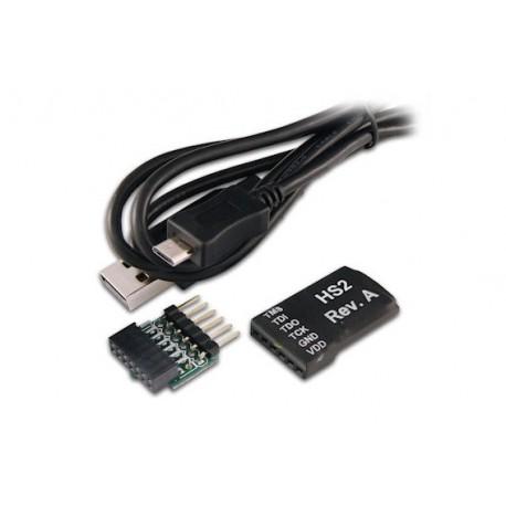 """Câble de programmation pour FPGA Xilinx™ """"JTAG-HS2"""" - Digilent"""