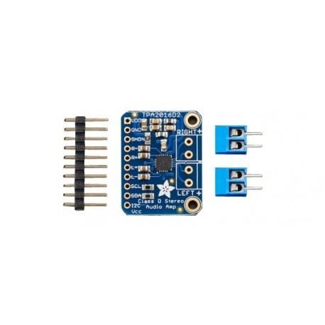 Amplificateur audio 2,8 W