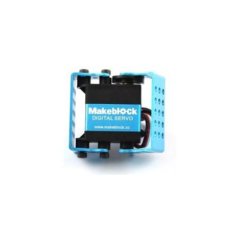 """MAK95009 Servomoteur """"Pack-Blue"""" Makeblock pour arduino et robotique"""