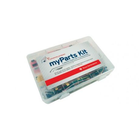 """MYPART Pack de composants """"MyParts Kit"""" pour arduino et ChipKIT"""