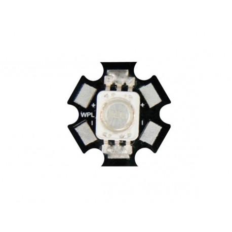 L-H3RGB Led RVB de puissance 3 W