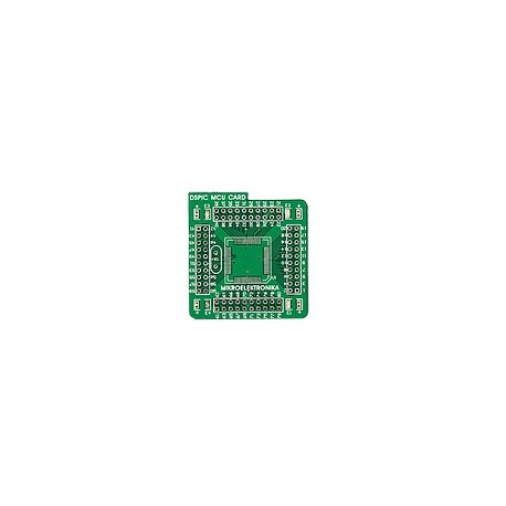 "Circuit imprimé ""dsPICMCUcard2"""