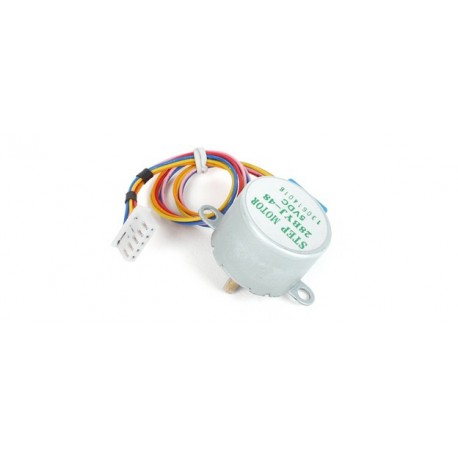 MIKROE-1530 Moteur pas-à-pas miniature unipolaire pour arduino