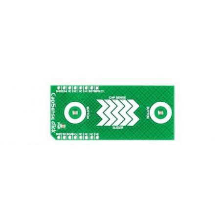 MIKROE-1446 : CapSense Click - Capteur capacitif CY8C201A0 liaison I2C