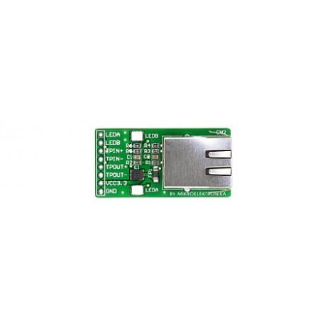 "Module ""Ethernet connector board"""