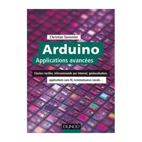 Ouvrage technique pour Arduino : Applications avancée