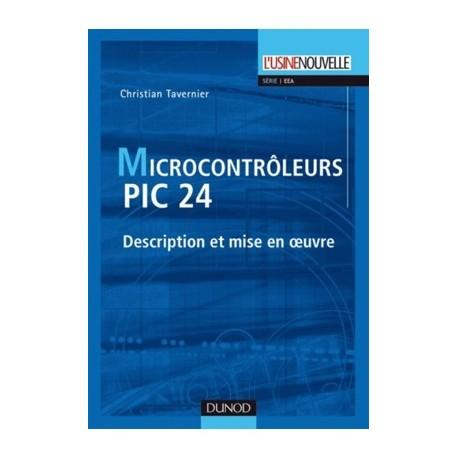 Microcontrôleurs PIC 24