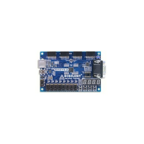 "Platine FPGA ""BASYS2"" base Spartan-3™ - 100 K Xilinx - Digilent"