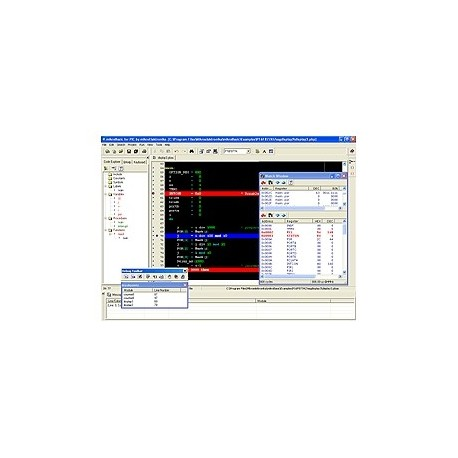 "Compilateur Mikroelektronika ""MIKROC PRO"" pour AVR"