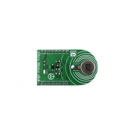 MIKROE-2826 Module Mikroelektronika moteur vibreur Vibro Motor Click