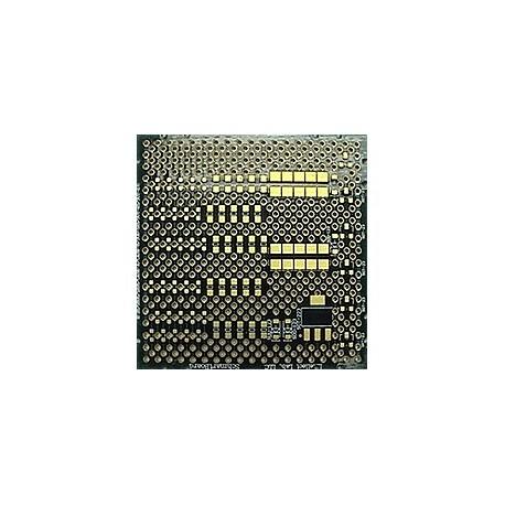 Platine pour composants CMS multi-format