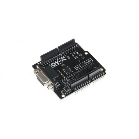 ARD-RS232 Platine shield RS232 JOY-IT pour arduino et compatibles