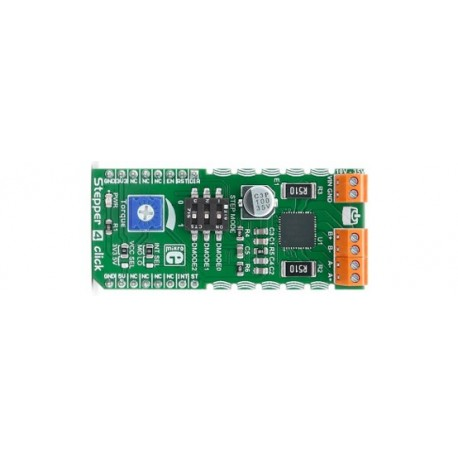 Module Stepper 4 click